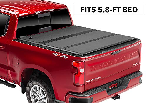 Extang Encore Soft Folding Truck Bed Tonneau Cover | 62456 | fits Chevy/GMC Silverado/Sierra 1500 (5 ft 8 in) 2019,