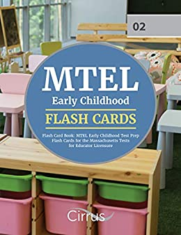 early childhood mtel flashcards