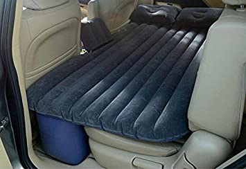 Colchón hinchable para coche, para asientos traseros, sofá ...