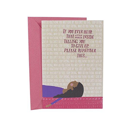 Hallmark Mahogany Greeting Card (Encouragement)