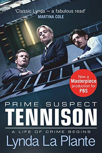 Tennison: A Jane Tennison Thriller (Book 1) cover