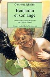 Walter Benjamin et son ange