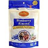ShaSha Blueberry Almond Organic Clusters