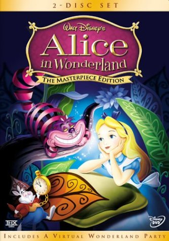 Alice Wonderland Masterpiece Kathryn Beaumont product image