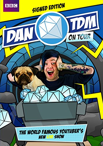 - DanTDM On Tour - Signed Limited Edition