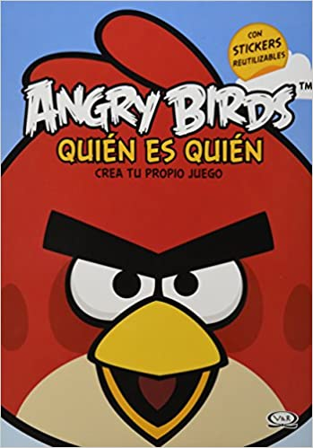 ANGRY BIRDS QUIEN ES QUIEN