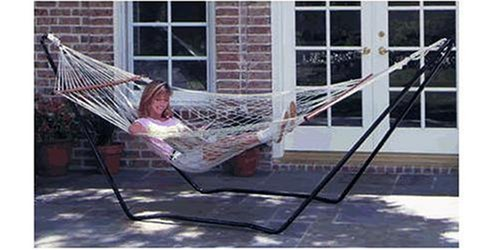 Texsport Padre Island Hammock Stand, Outdoor Stuffs
