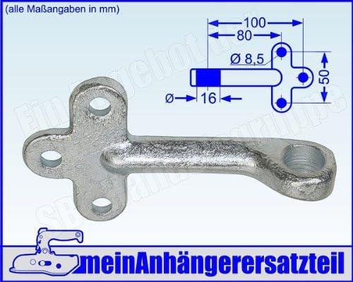 Einfallöse Gegenhalter Gr 1 Für Bordwandverschluss Winkelhebelverschluss Auto