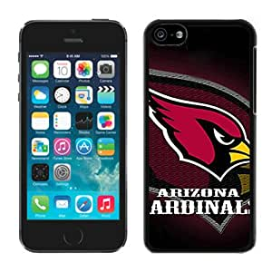 Arizona Cardinals Black iPhone 5C Screen Phone Case Unique and Fashion Design
