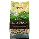 Living World Extrusion Hamster Food, 3.3-Pound, Pillow Bag