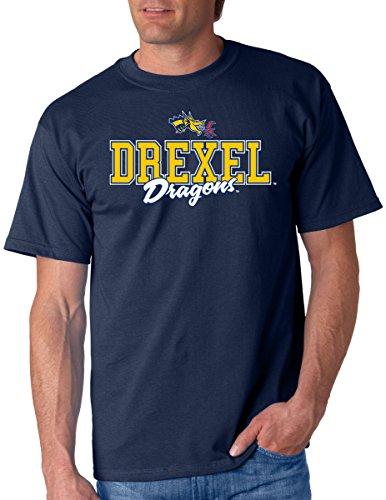 J2 Sport Drexel Dragons NCAA Campus Script Unisex T-Shirt