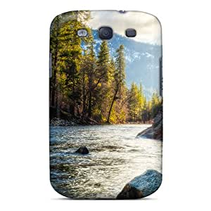Durable Protector Cases Covers Withhot Design For Galaxy S3