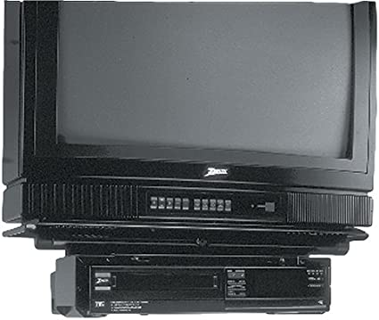 Zenith algvcr TV VCR/receptor de satélite Soporte (para uso con Zenith soportes de pared) (descontinuado por fabricante): Amazon.es: Electrónica