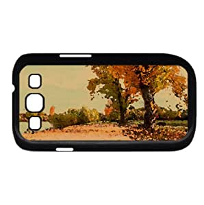 Autumn Watercolor style Cover Samsung Galaxy S3 I9300 Case (Autumn Watercolor style Cover Samsung Galaxy S3 I9300 Case)