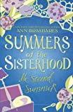Front cover for the book The Second Summer of the Sisterhood by Ann Brashares
