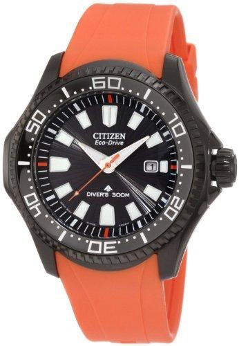 Citizen Men's BN0088-03E Eco-Drive Promaster Diver Watch