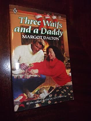 book cover of Three Waifs and a Daddy