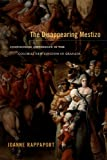 The Disappearing Mestizo : Configuring Difference in the Colonial New Kingdom of Granada, Rappaport, Joanne, 0822356295