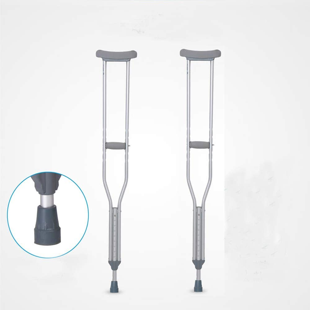 Amazon.com: Urge Medical Crutch Tips, gris, 7/8 pulgadas, 2 ...