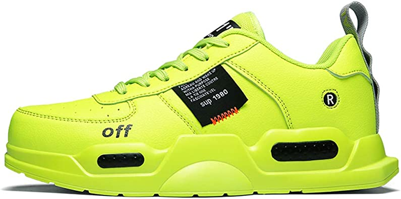 Mens Fashion Sneakers Winter Stylish High Top Sport Tennis Athletic Casual Walking Running Shoes