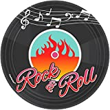 """Nifty 50's Theme Party """"Rock and Roll"""" Round"""