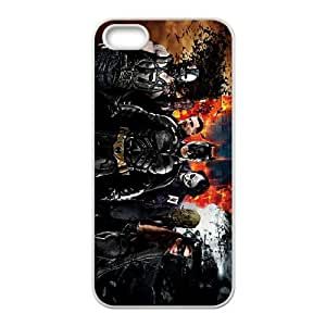 the dark knight characters iPhone 4 4s Cell Phone Case White DIY Ornaments xxy002-9205522
