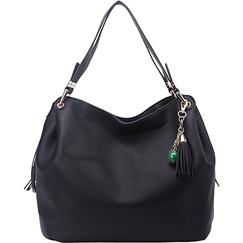 Hobo MKF Collection Black Handbag Freedom Orton qPYwCz