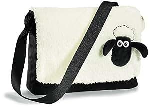 NICI - La oveja Shaun, bandolera de peluche (33112)