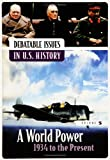 img - for Debatable Issues in U.S. History: 005 (Middle School Reference) book / textbook / text book