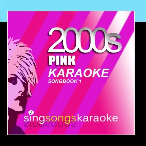 The Pink 2000s Karaoke Songbook 1