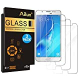 Ailun Screen Protector Compatible with Galaxy J7(2018)[3Pack] Tempered Glass Compatible with Samsung Galaxy J7(2018) / j7 Star,2.5D Edge,Anti-Scratch,Bubble Free,Case Friendly