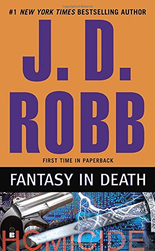 Fantasy Death J D Robb product image