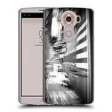 Official Dorit Fuhg Suburbia City Street Life Soft Gel Case for LG G4 Stylus