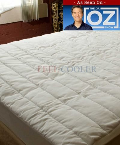 - Amazon.com: Feel Cooler Cooling Mattress Pad (Queen): Home & Kitchen
