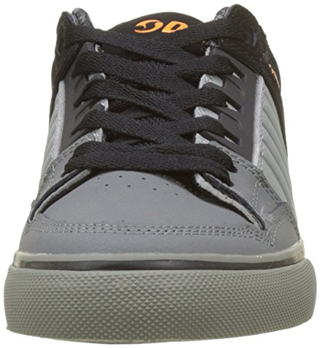 Nubuck Gris Deegan Grey Charcoal Skateboard Chaussures CT Black Shoes Celsius de DVS Homme FRg4xPqA