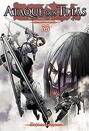 Ataque dos Titãs Volume 33