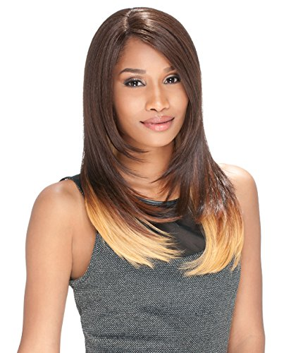 Sensationnel Empress Edge Synthetic Lace Front Wig - Stella-TF1BBG (Instant Lace Front Wig)