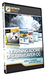 Learning Adobe Dreamweaver CC - Training DVD