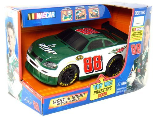 Dale Earnhardt Jr Light - Jada Toys Dale Earnhardt, Jr. Light & Sound Car
