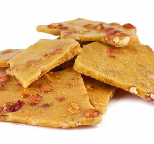 Brittle Candy (Yankee Traders Brand Home Style Peanut Brittle Candy, 2 Pound)