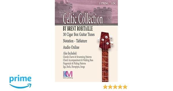 Amazon Celtic Collection 30 Tunes For Cigar Box Guitar