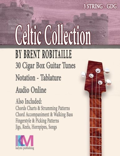 Celtic Collection: 30 Tunes for Cigar Box ()