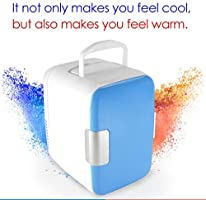 Tuankayuk - Nevera eléctrica portátil para coche (4 L, caliente ...