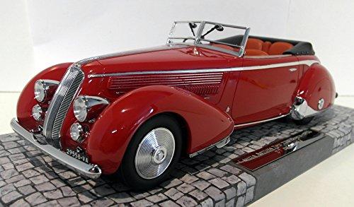 Minichamps – 107125335 – Lancia Torre Astura 233 KSKC00 – 1936 – Maßstab 1/18 – -