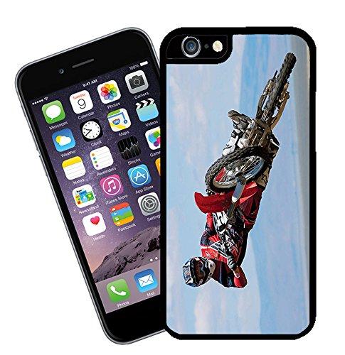 Moto-Freestyle design 002 - questa copertura si adatta Apple modello iPhone 6s (non più di 6s) - By idee regalo di Eclipse