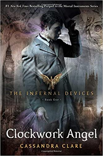 Image result for clockwork angel