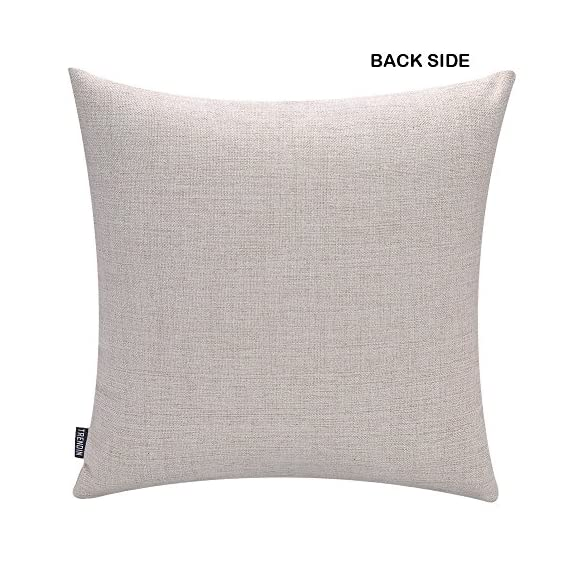"""TRENDIN Square Pillow Cover - 18 X 18 Inch Decorative Throw Pillowcase, Porch Rules PL240TR - BRAND: TRENDIN CREATIVE DESIGN: A great gift to your room decoration! this should be a perfect addition to your sofa, you also can put it in your bedroom, guest room, living room for a truly personalized style. DIMENSIONS: Approx.18""""x18"""" (or 45x45cm), perfectly fit for 18""""x18"""" pillow, there is 1-2 cm deviation in size because pillow cover are all handmade. - patio, outdoor-throw-pillows, outdoor-decor - 51ZEddyRuNL. SS570  -"""