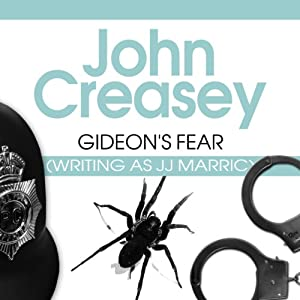 Gideon's Fear Audiobook