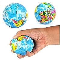 tfxwerws novedad Mini globo sintética Stress Relief Bouncy