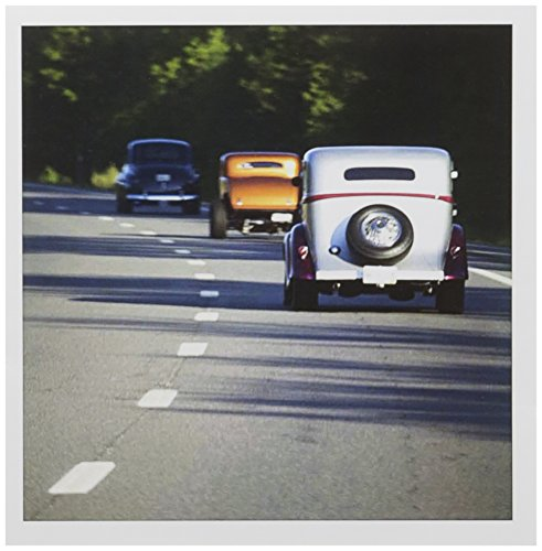 - 3dRose Maine. Classic cars traveling on highway - US20 BJA0034 - Jaynes Gallery - Greeting Cards, 6 x 6 inches, set of 12 (gc_90559_2)
